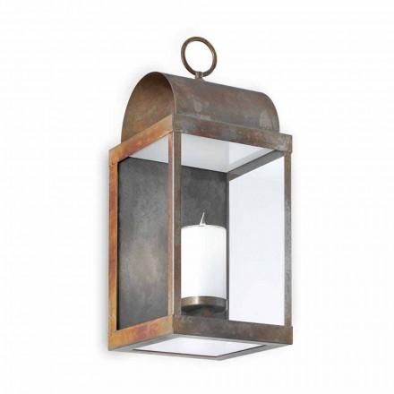 Závěsné svítidlo Outdoor železo nebo mosazi Il Fanale