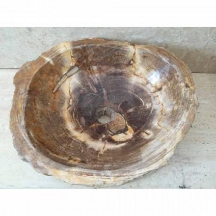 Ručně vyráběný designový dřezu ve Star fosilním dřevě