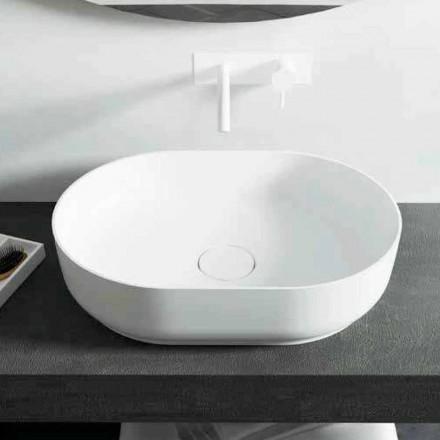 Designové volně stojící umyvadlo vyrobené v Itálii Dalmine Medium