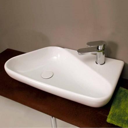 Umývadlo / design keramika vyrobené v Itálii Sheyla