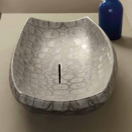 Laura design keramické umyvadlo vyrobené v Itálii