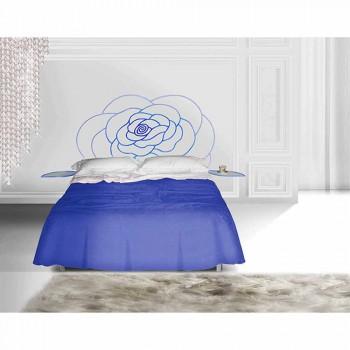 Manželská postel kované železné Centaur