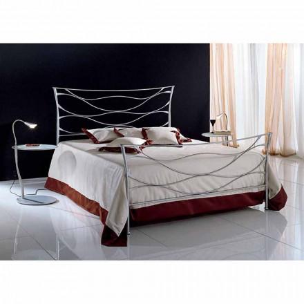Manželská postel kované železné Hydra