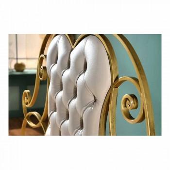 Manželská postel kované železné Paride