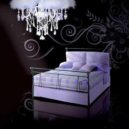 Manželská postel kované železné Perseus