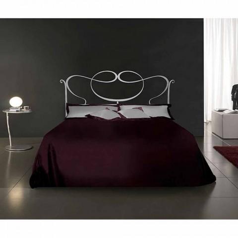 Manželská postel kované železné Ruby