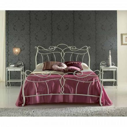 Manželská postel kované železné Venus