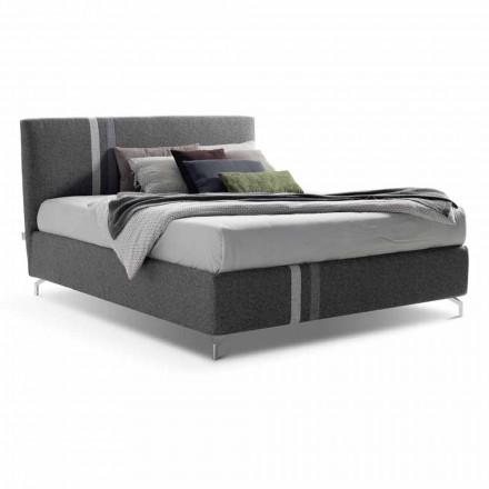 Látková postel s nádobou Vyrobeno v Itálii - Paolo