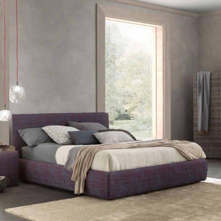 Moderní manželská postel, s lůžkovým kontejnerem, Gaya New by Bolzan