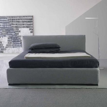Moderní manželská postel, bez lůžka kontejner, Gaya New by Bolzan