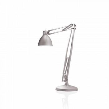 Leucos The Great JJ venkovní stojací lampa v hliníkovém provedení
