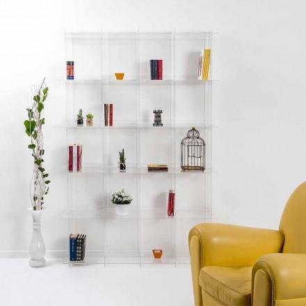 V kníhy moderního designu plexiskla Sfera4