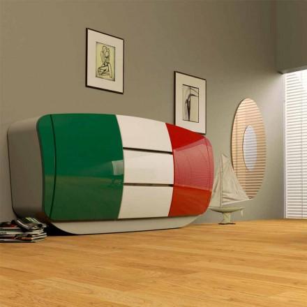 Moderní designový příbor vyrobený výhradně v Itálii Boom