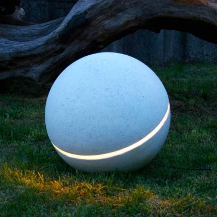 svítící mramor vedením tvaru koule s 1 Sphera štěrbinou
