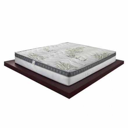 Vysoce kvalitní jednoduchá matrace v paměti 25 cm vysoká Vyrobeno v Itálii - nápad