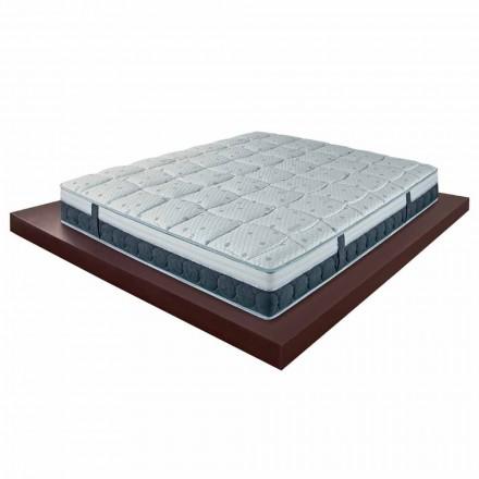 25 cm vysoká a střední matrace v paměti vyrobená v italské kvalitě - Villa