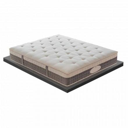 Jedna a půl matrace ve vysoce kvalitní paměti H 25 cm - Silvestro