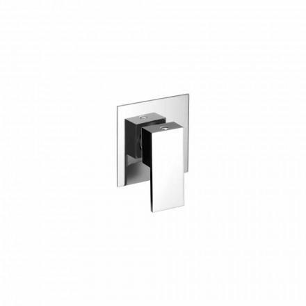 Made in Italy Design Mosaz Vestavěná sprchová baterie - Panela