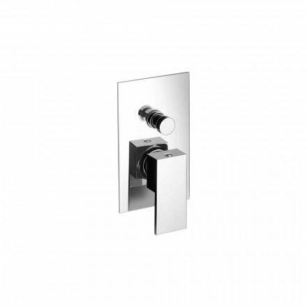 Vestavěný sprchový nebo vanový směšovač Moderní design vyrobený v Itálii - Panela