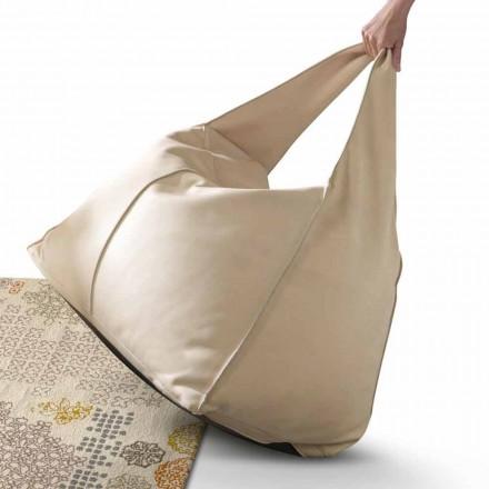 Moderní kožená taška My Home Bag vyrobená v Itálii