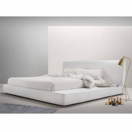 My Home Long Island čalouněná manželská postel vyrobená v Itálii