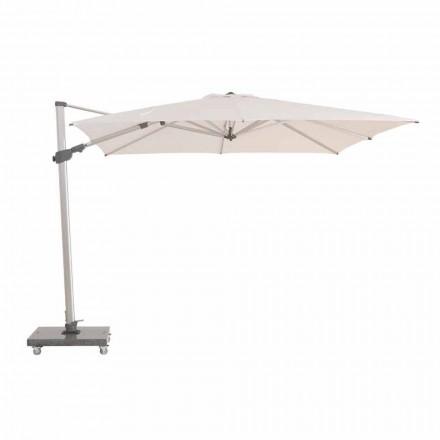 Venkovní deštník, 3x3 s vysoce kvalitním textilním potahem - Venere od Talenti