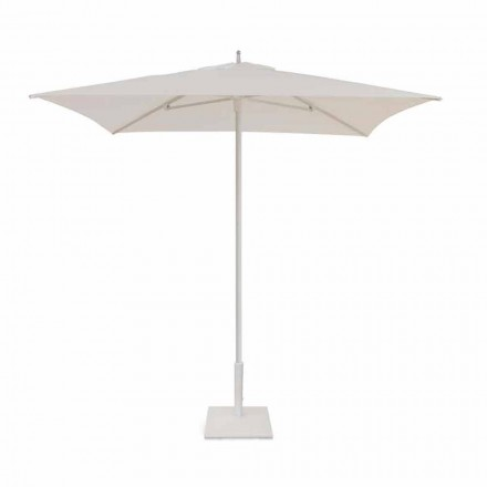 Zahradní deštník 2x2 m z textilie a moderního hliníku - Apollo od Talenti