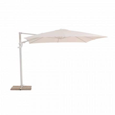 Zahradní deštník, vodoodpudivý design 3x3 - Vulcano od Talenti