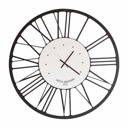 Designové nástěnné hodiny vyrobené v Itálii - Gioele