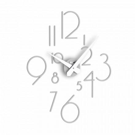 Nástěnné hodiny Moderní design Mars Big, made in Italy