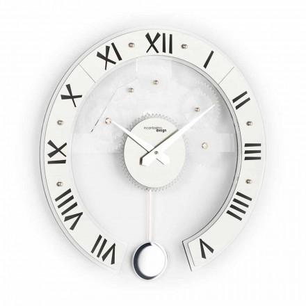 Betty moderní Pendulum Nástěnné hodiny