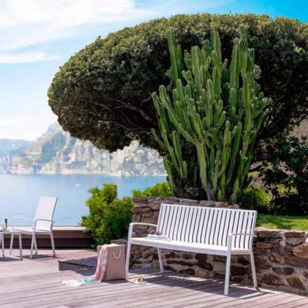 Moderní design zahradní lavice Lady by Talenti