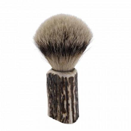 Ručně vyrobený štětec na holení Badger Hair Made in Italy - Euforia