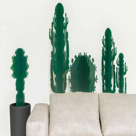 Okrasná rostlina v plexiskle, v několika barvách, H 102 cm, Braies