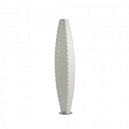Podlaha moderní italský design Gisele, 34xH155 průměr cm