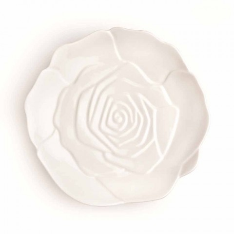 12 ks Porcelánový elegantní ručně zdobený oblíbený talíř - Rafiki