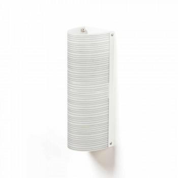 2 stropní svítidla s moderním designem dekorace dráty, L.18xP.16cm, Debby