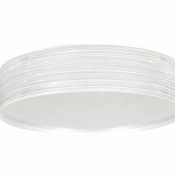 2 stropní světla v moderní design polypropylenu Debby, průměr 45cm