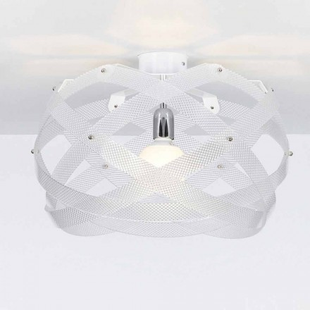 Moderní design akrylové stropní spectrall, diam.40 cm, Vanna