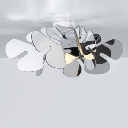 methakrylát strop cromolite moderní design, L.53xP.53 cm, Debora
