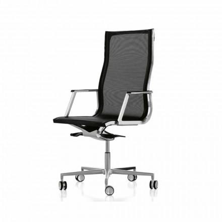 Ergonomická kancelářská židle moderní design Nulite Luxy