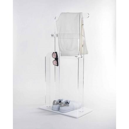 Držák na ručníky v plexisklu PMMA, Zanica