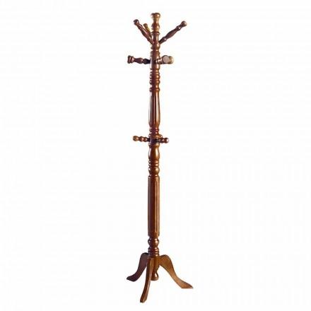 Cristiano moderní design dřevěný závěs vyrobený v Itálii