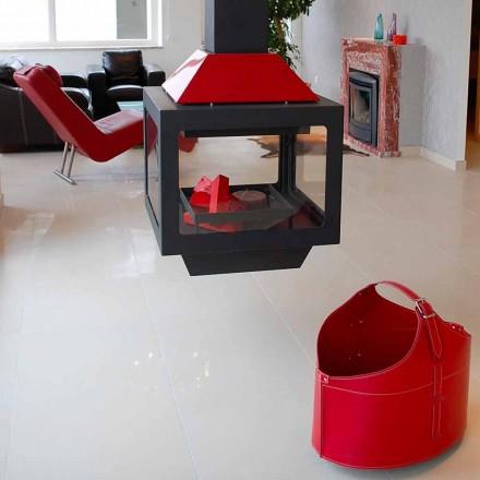 Portalegna z interiéru s volantem v moderním regenerované kůže Fabia