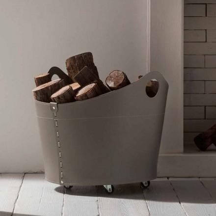 Portalegna Indoor kůže s kolečky moderním designem Cadin