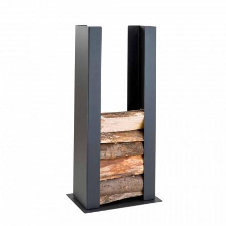 Portalegna stěna / broušeny oceli,, Design Caf PLDU