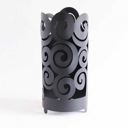 Deštník stojan moderního designu v barevné železo vyrobené v Itálii - Astolfo