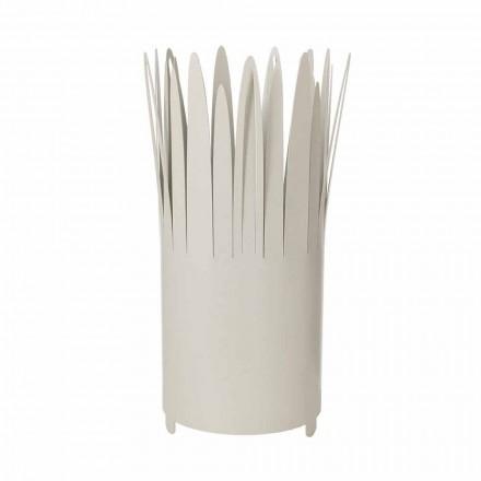 Deštník stojan moderního designu v železo s břitvou Made in Italy - Fuoco