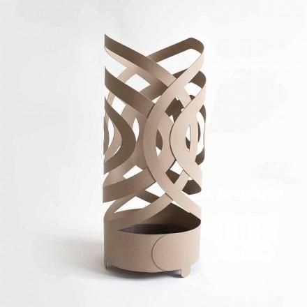 Deštník stojan moderního designu v barevné železo vyrobené v Itálii - Olfeo