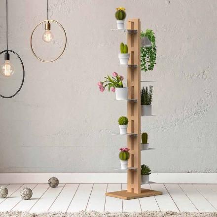 Teta Flora moderní pot kolony made in Italy